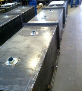 Conveyor-Cover-for-Fog-System-in-Shop