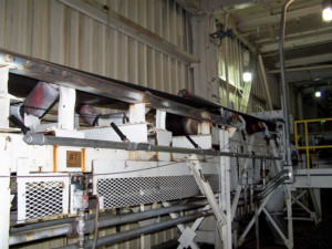 Conveyor Wash Line