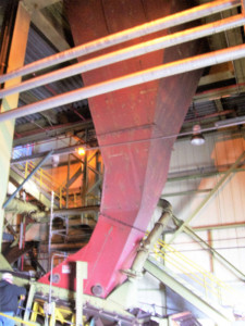 Flow Control Chute