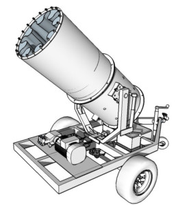 Jet Fogger Concept Drawing