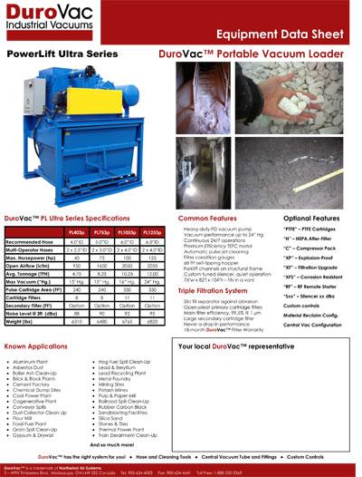 PL-ULTRA-Series-Equipment-Data-Sheet