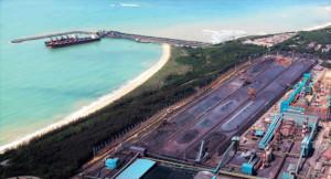 Port Handling Facility