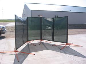 Portable-Welding-Screen