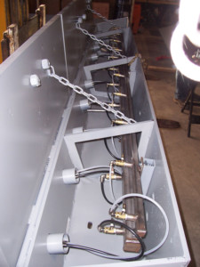 Steel-Protective-Cover-with-Manifold-Installed