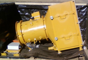 Wet Scrubber After Shipping