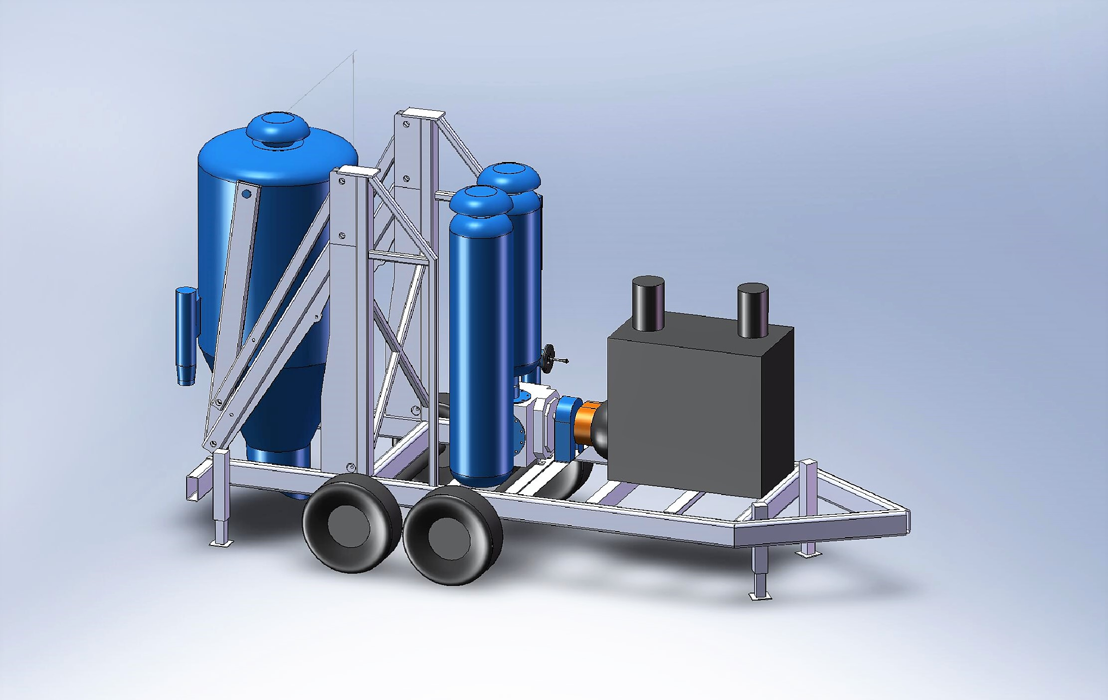 Industrial Suction Systems : Industrial vacuum systems slide